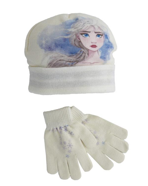 Set 2 pezzi cappello e guanti Frozen - Prénatal