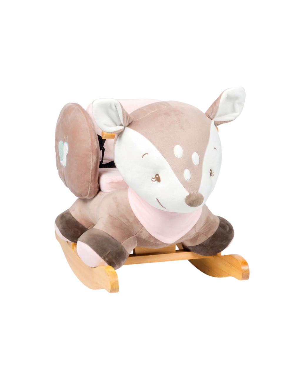 Nattou - dondolo fanny il bambi - Nattou