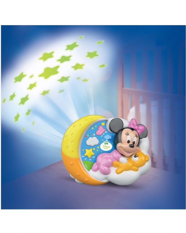 Baby Minnie proiettore magiche stelle - Clementoni