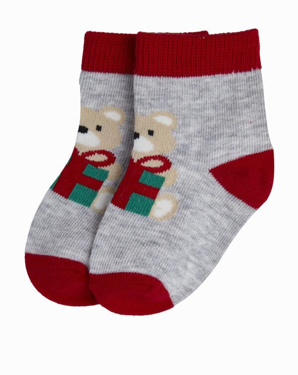 Calzini Natale con orsetto - Prénatal
