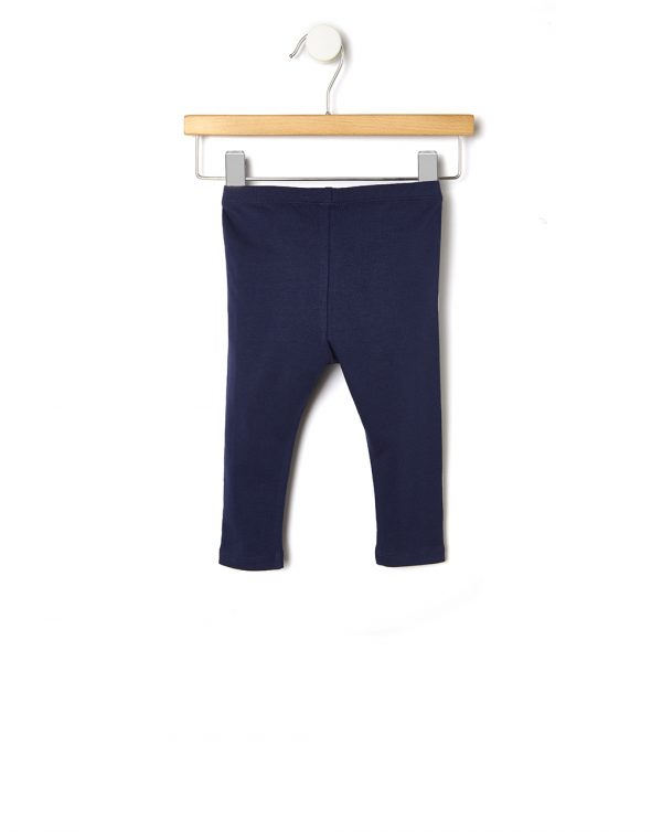 Leggings in jersey con patch cuore - Prénatal
