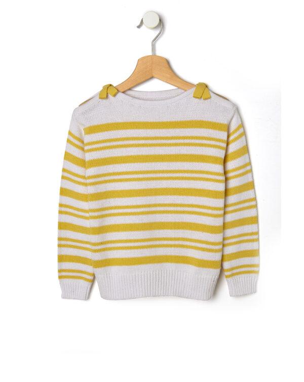 Maglia tricot con fiocchi - Prénatal