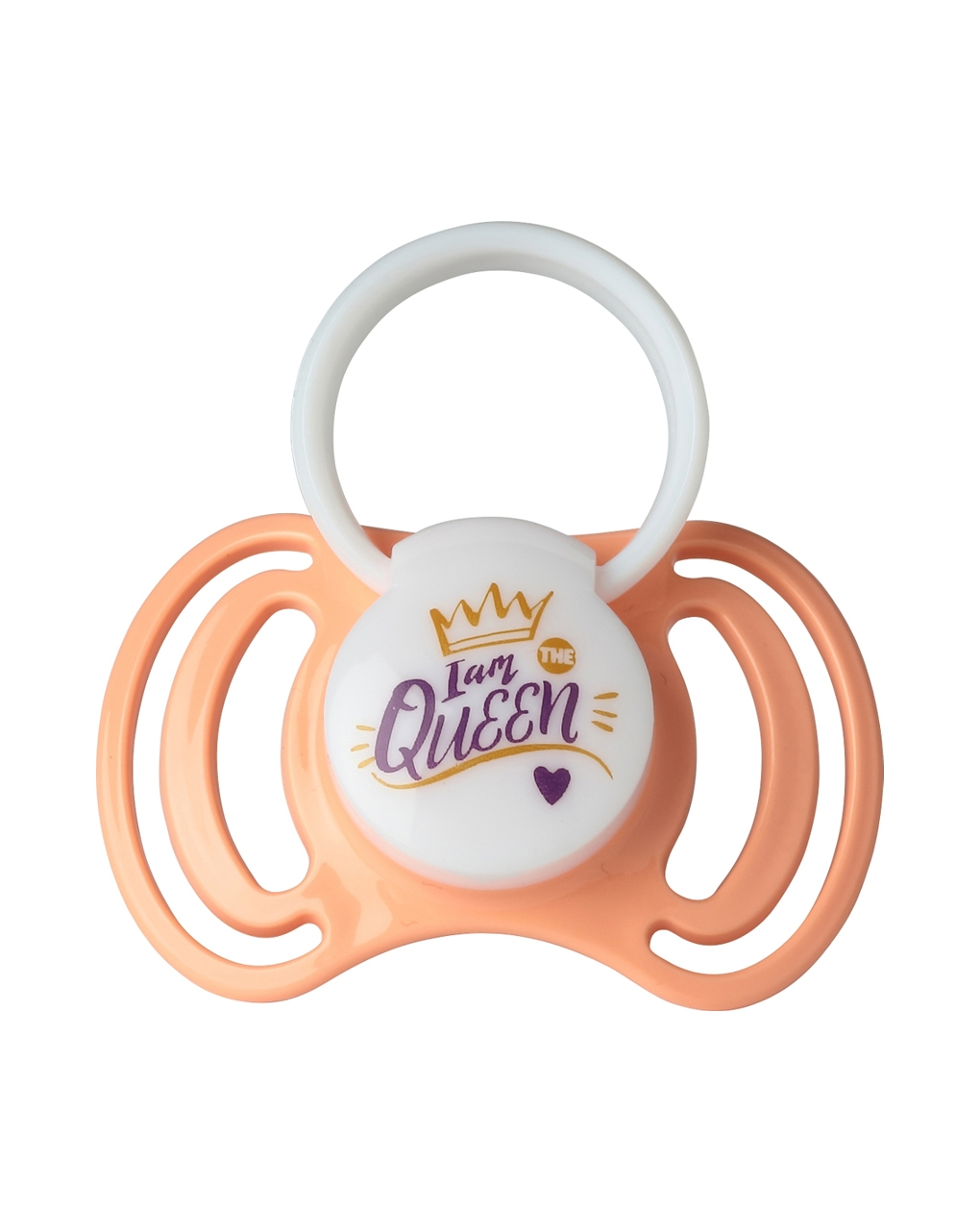 Succhietti in silicone con anello 6+ mesi 2 pz - That's Love