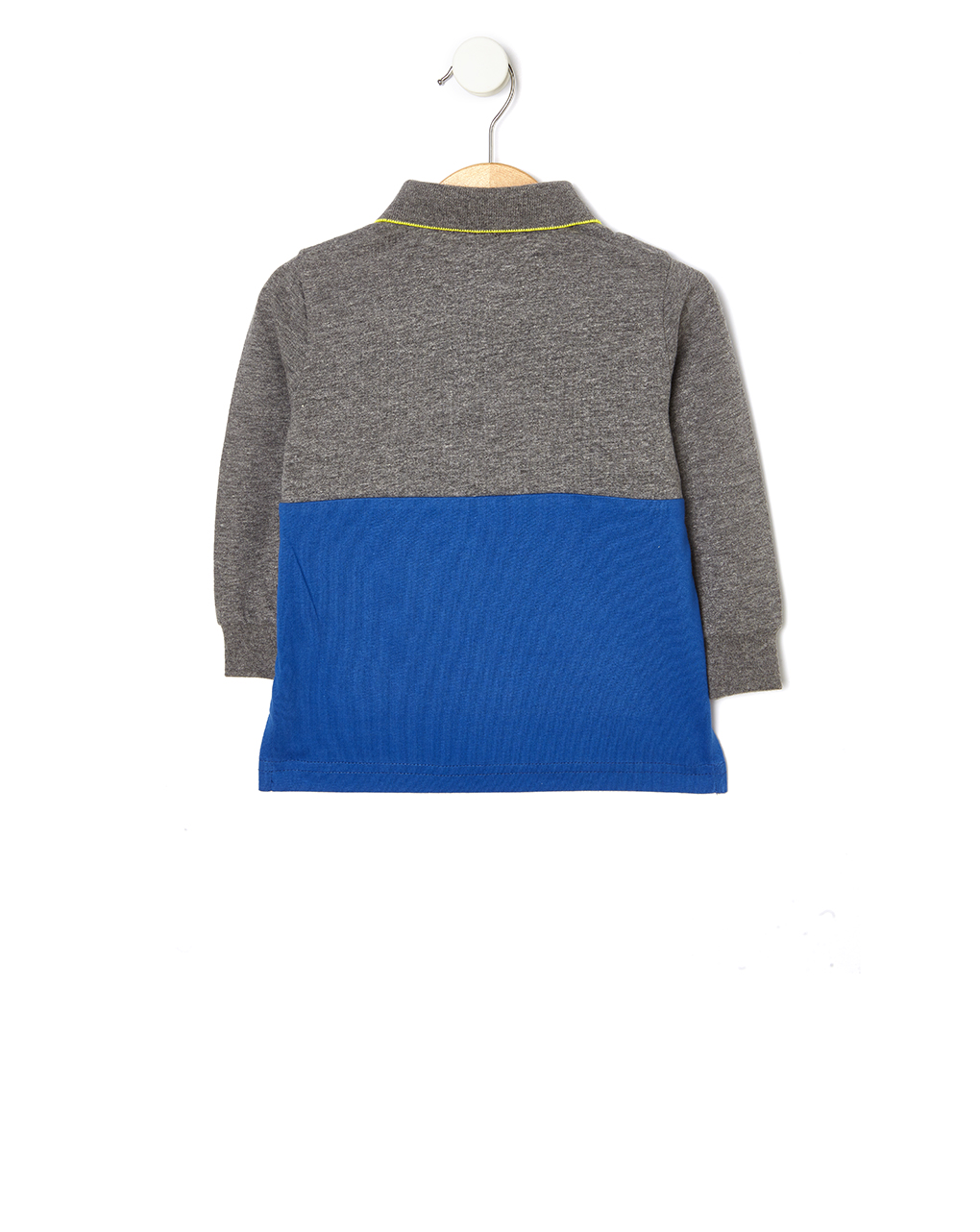 Polo in jersey bicolore - Prénatal