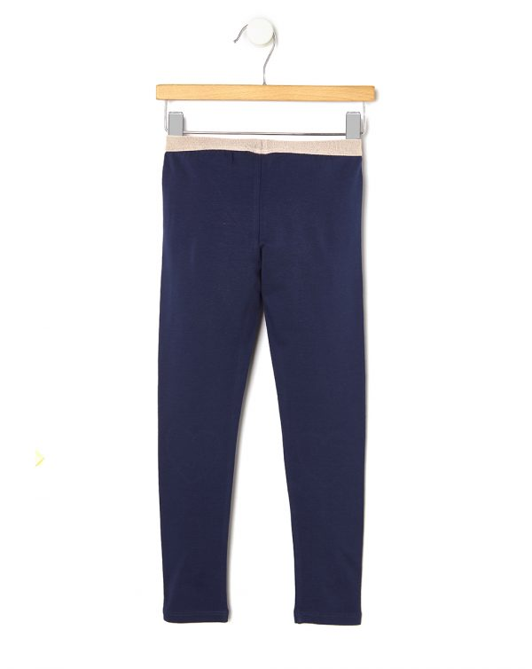 Leggings in jersey con patch - Prénatal