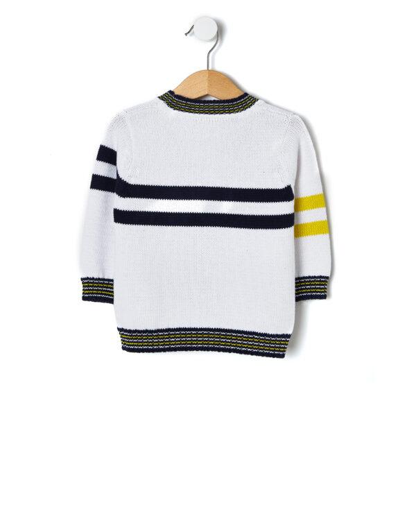 Cardigan tricot rugby club - Prénatal