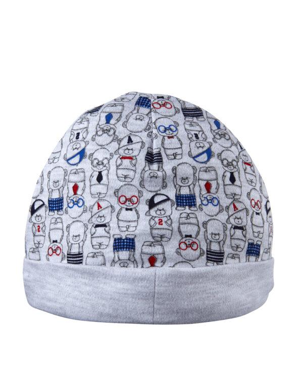 Cappello interlock con stampa allover - Prénatal