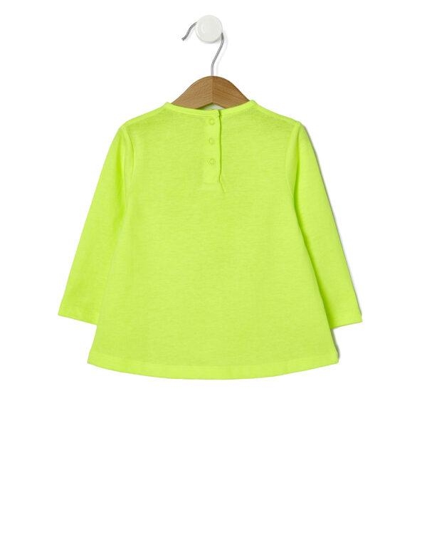 T-shirt in jersey fluo - Prénatal