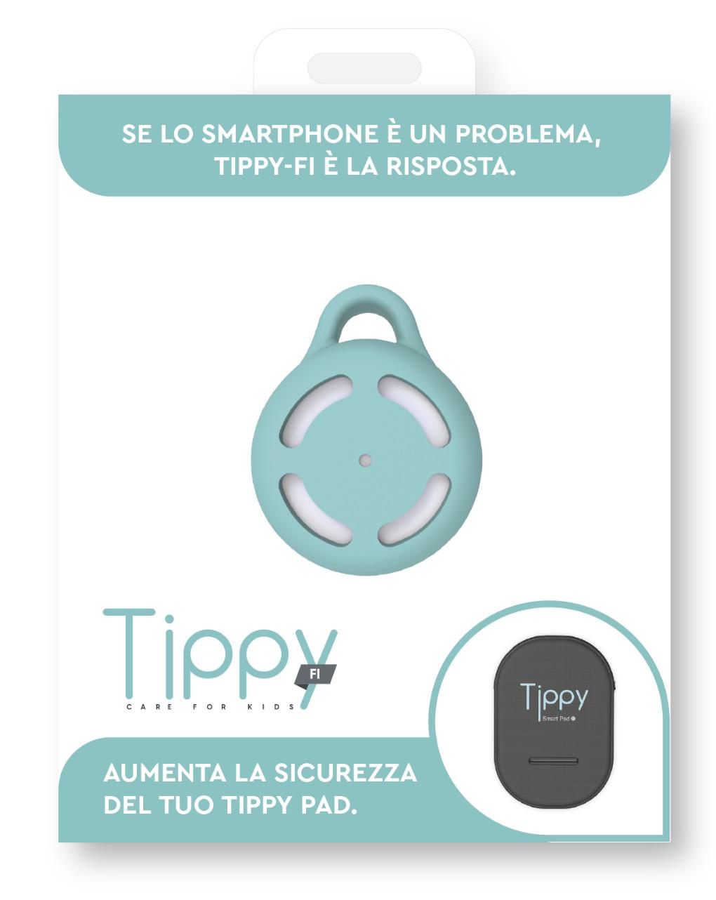 Dispositivo anti-abbandono tippy-fi - Tippy
