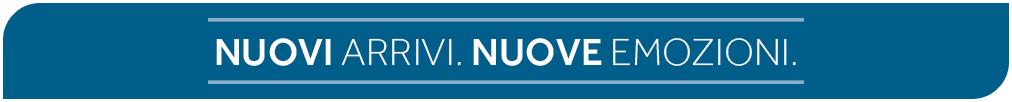 banner promozionale Novità