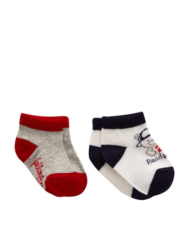 Pack 2 paia di calze corte - Prénatal