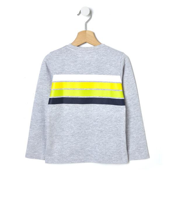 T-shirt manica lunga con stampa - Prénatal