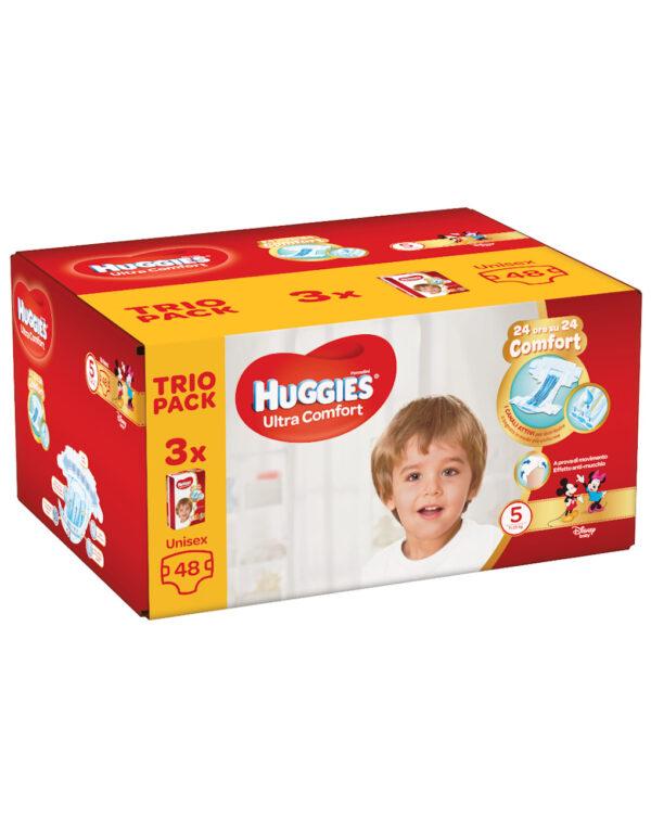 Huggies Ultra Comfort (11-25 kg) – 48 pezzi - Huggies