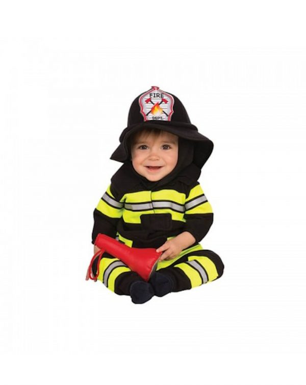 Costume pompiere baby (1/2 anni) - Rubie's Italy