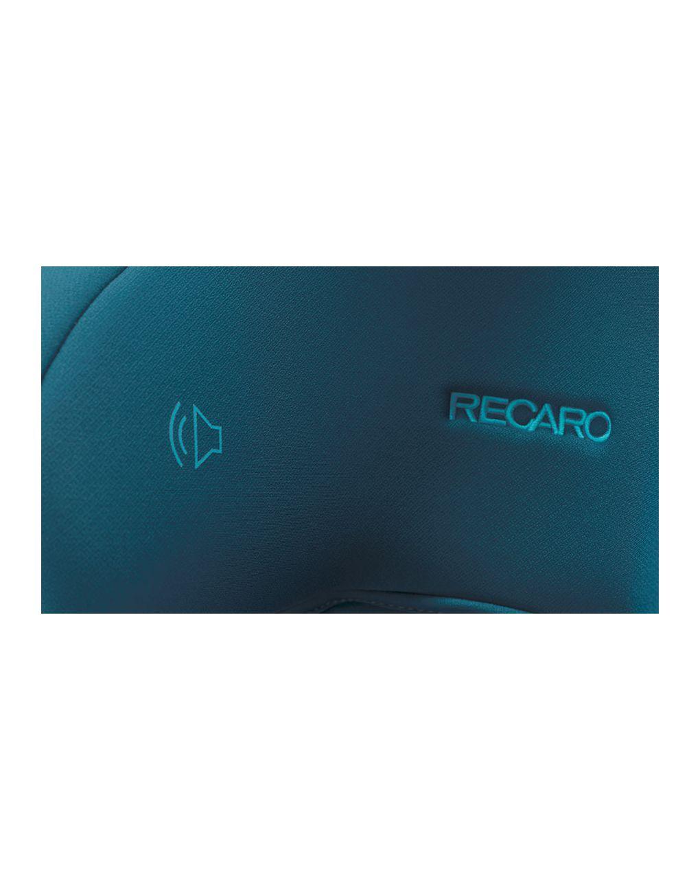 Recaro seggiolino auto mako elite – select teal green - Recaro