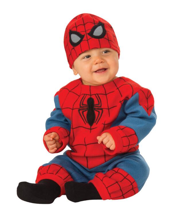 Costume Spiderman (6/12 mesi) - Rubie's Italy