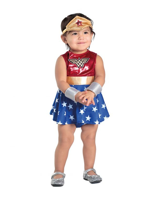 Costume baby Wonder Woman (2/3 anni) - Rubie's Italy