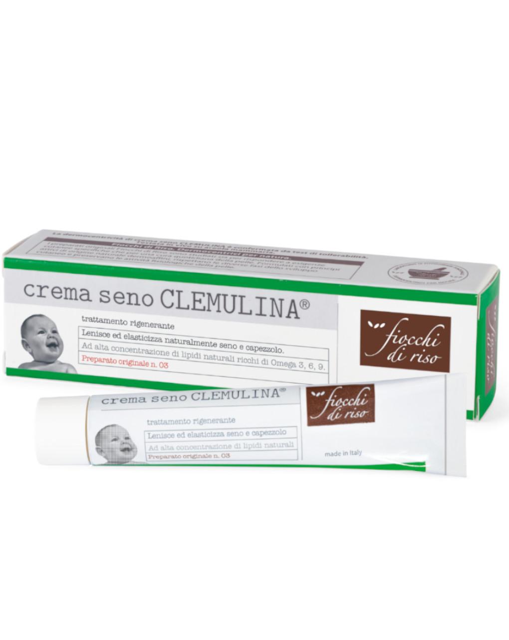 Crema seno clemulina - 15 ml - Fiocchi di Riso