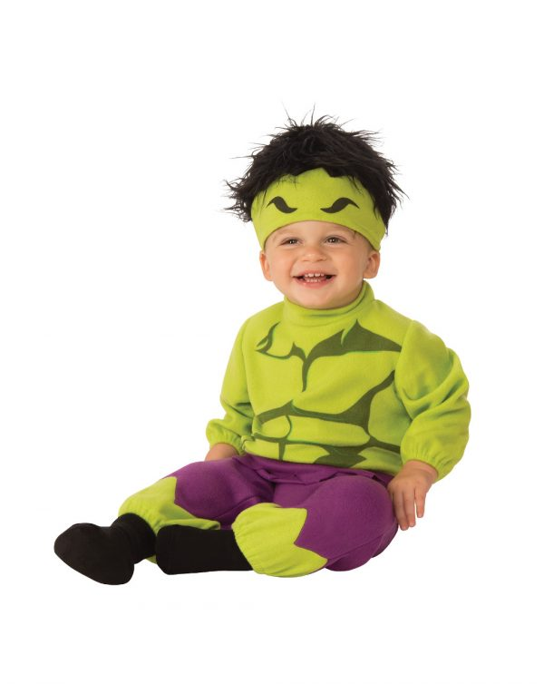 Costume Hulk (0/6 mesi) - Rubie's Italy