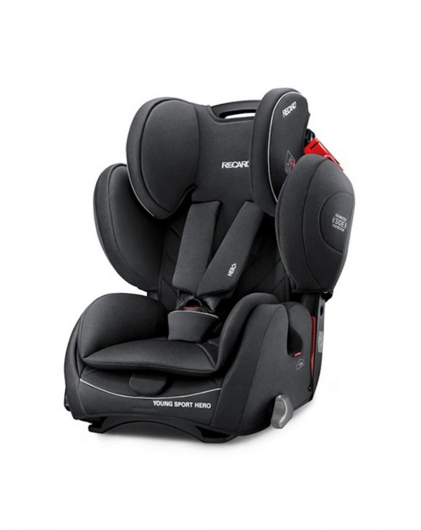 Young Sport Hero performance black (Gr. 1/2/3) - Recaro