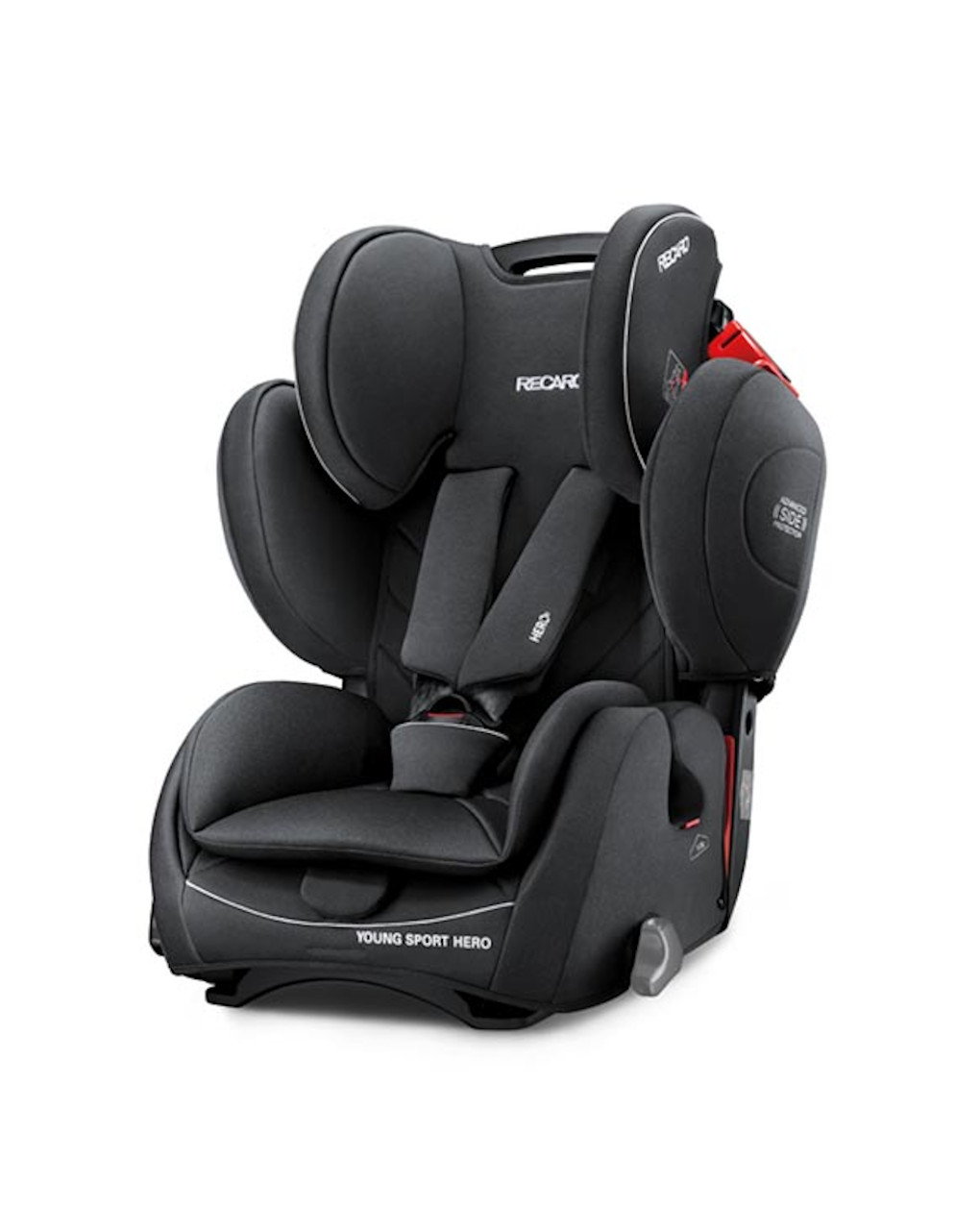 Recaro young sport hero performance black (gr. 1/2/3) - Recaro