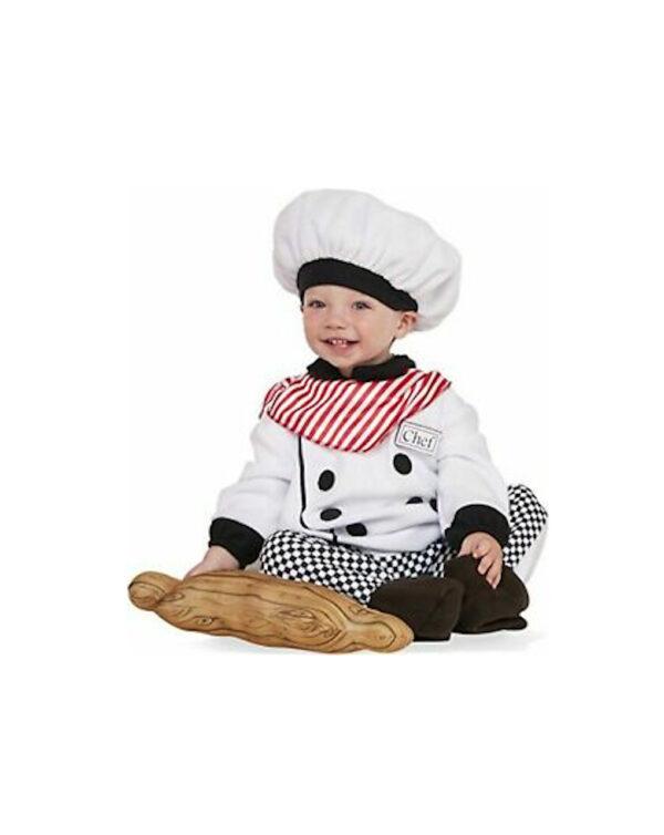 Costume piccolo chef (12/18 mesi) - Rubie's Italy