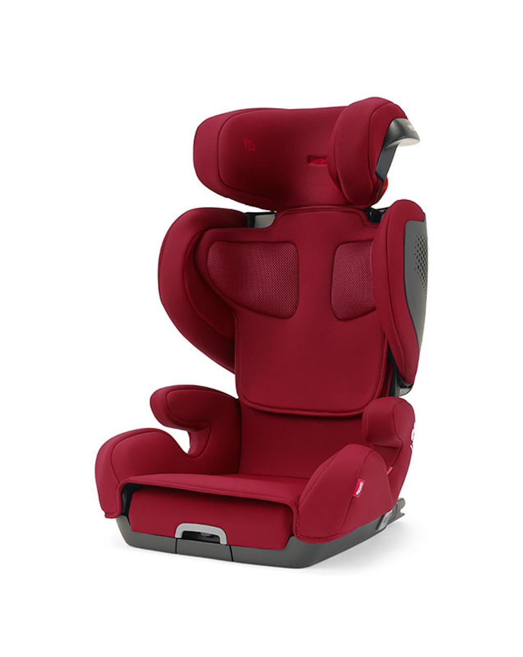Recaro seggiolino auto mako elite – select garnet red - Recaro