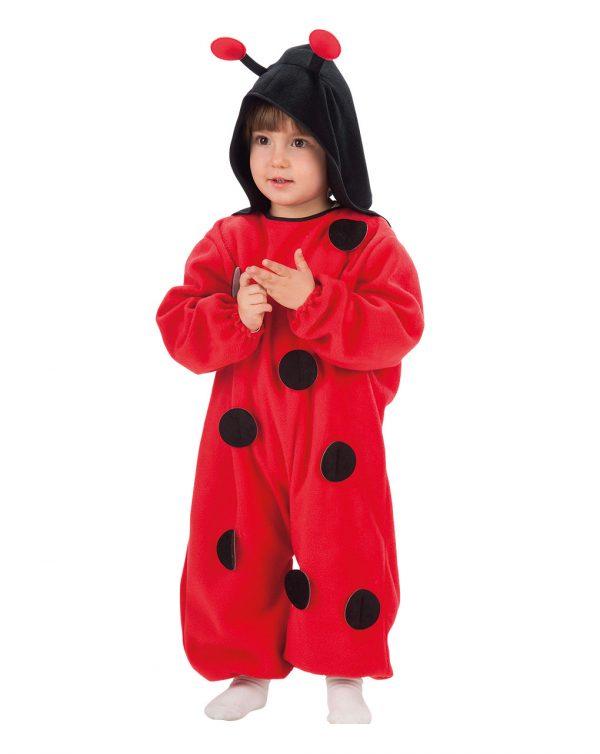 Costume coccinella baby (1/2 anni) - Carnival Toys