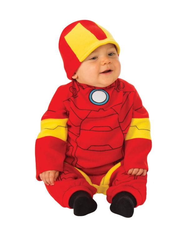 Costume Iron Man (0/6 mesi) - Rubie's Italy