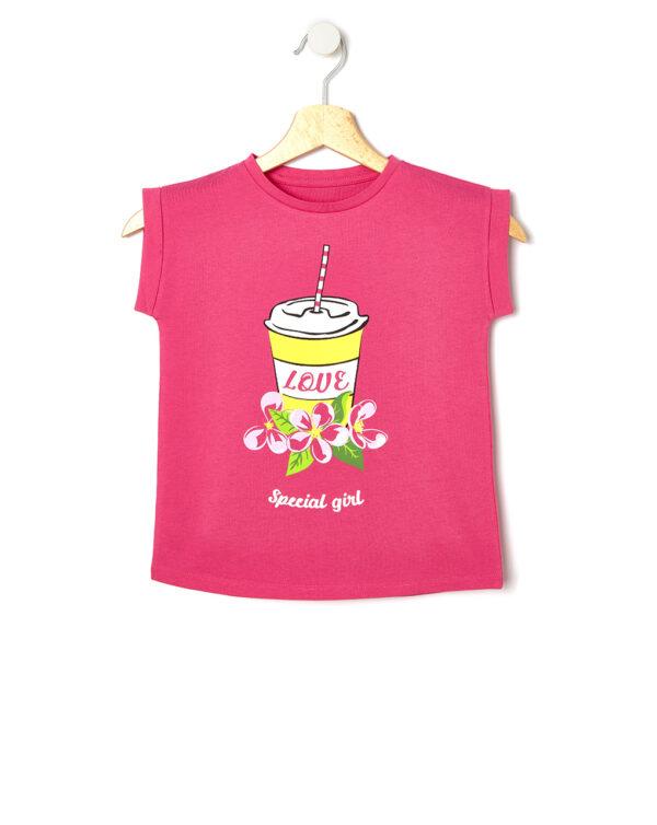 T-shirt con maxi stampa - Prénatal