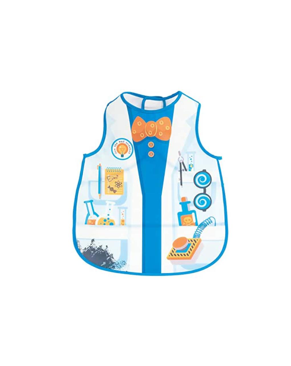 Bavaglino casacca scienziato - Lulabi Disney, Lullabi