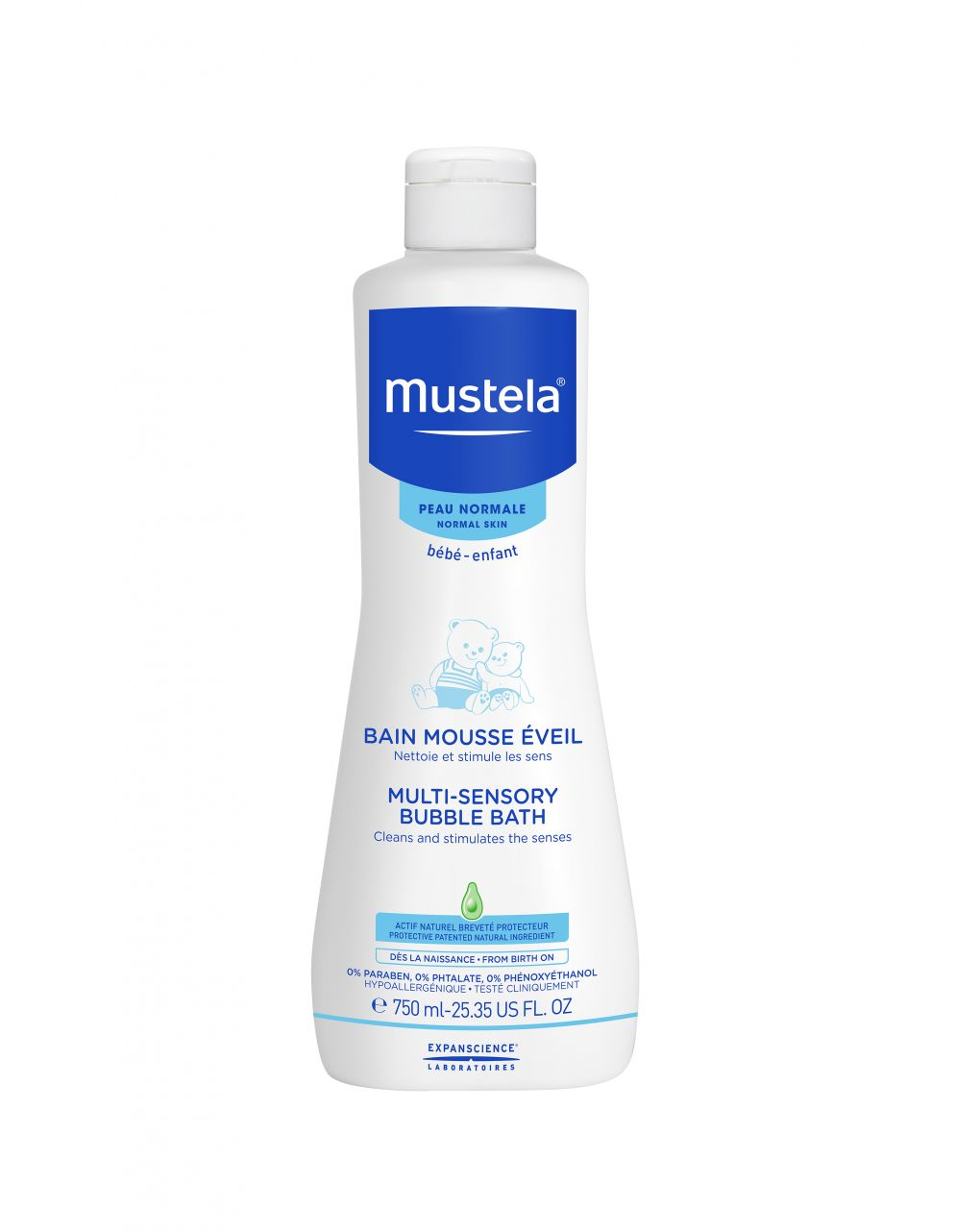 Bagnetto mille bolle 750ml - Mustela