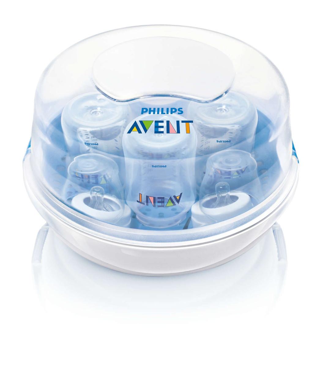 Sterilizzatore microonde avent - Avent