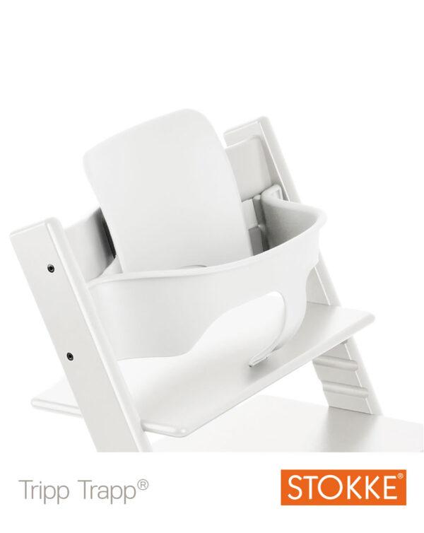 Stokke® Baby Set per Tripp Trapp® - bianco - Prénatal