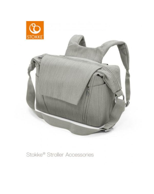 Stokke® Borsa per il cambio - Brushed Grey - Stokke