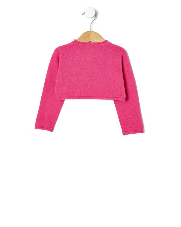 Cardigan tricot con pieghe - Prénatal