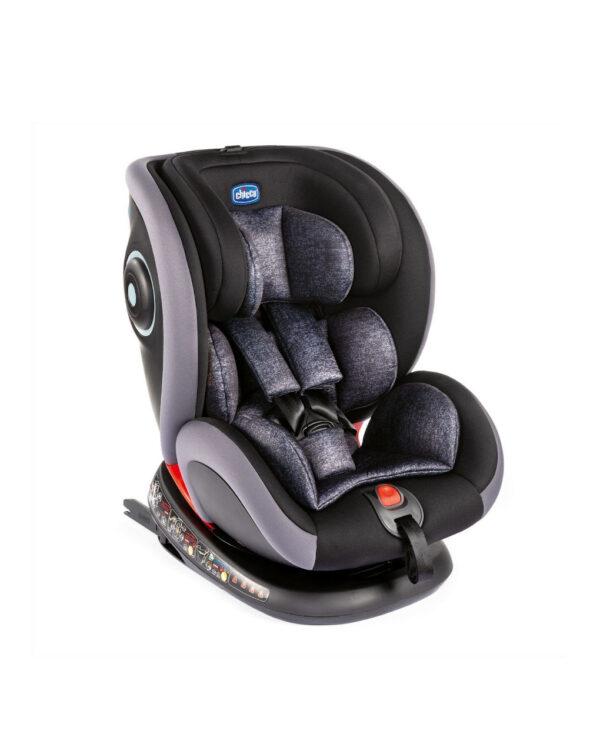 Seggiolino auto Chicco Seat4 Fix- graphite - Chicco