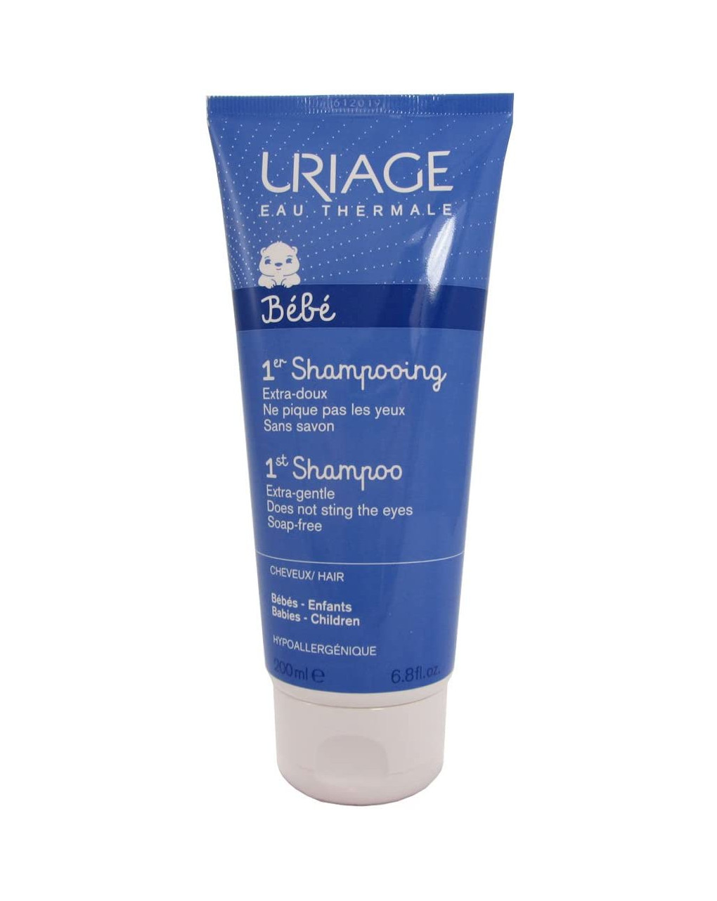 Uriage - shampoo extra delicato senza sapone 200 ml - Uriage