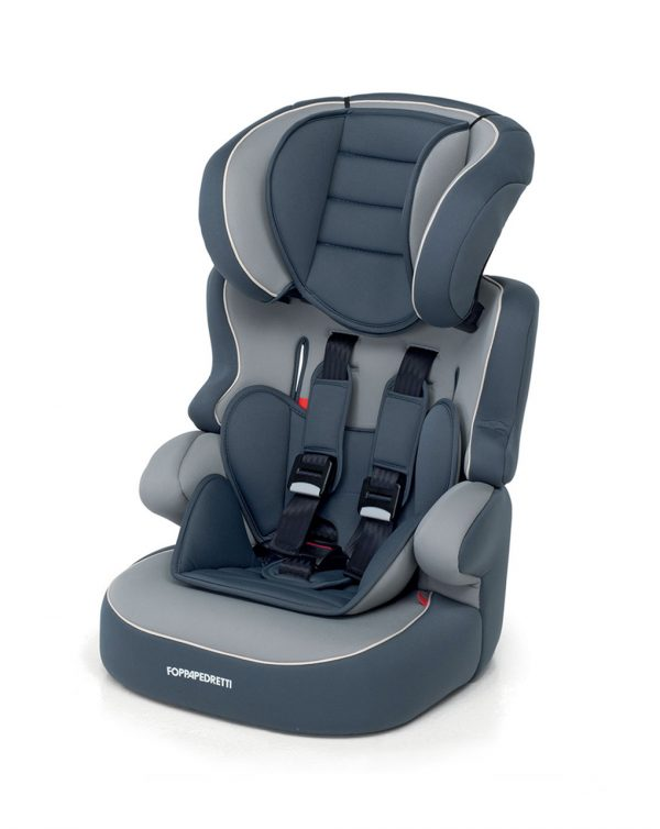 Seggiolino Auto Foppapedretti Baby Road - Grey - Foppapedretti