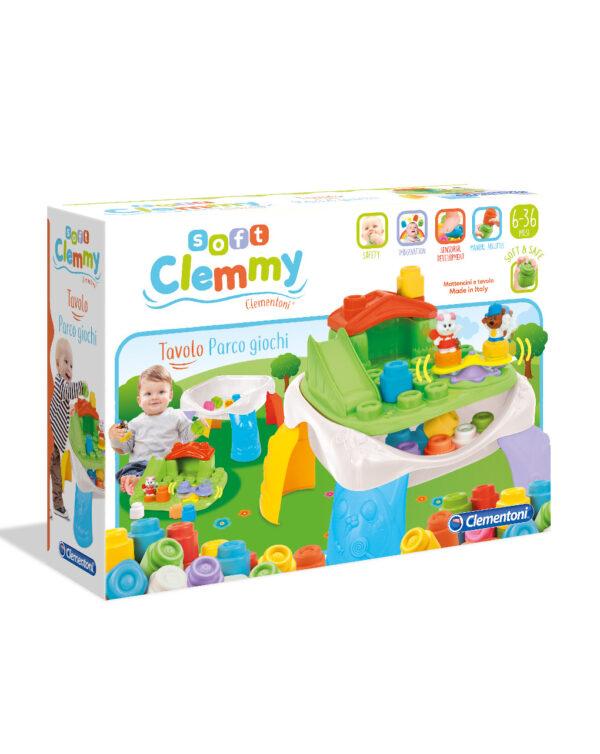 CLEMMY - TAVOLO PARCO GIOCHI - Clementoni
