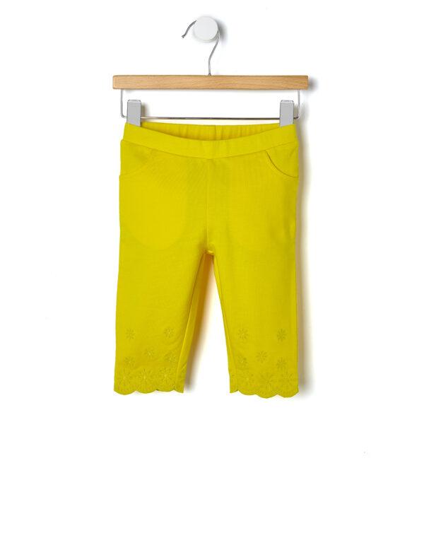 Pantalone in felpa con ricamo - Prénatal