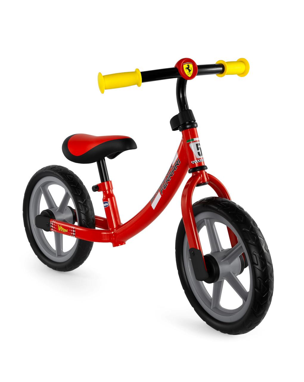 Chicco - balance bike scuderia ferrari - Chicco
