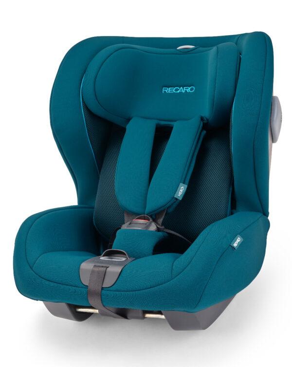 Seggiolino auto Recaro Kio I size select teal green - Recaro
