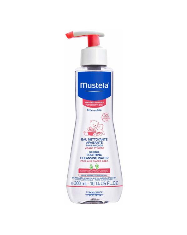 Gel detergente lenitivo 300ml - Mustela