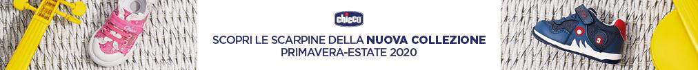 banner promozionale Scarpine Chicco