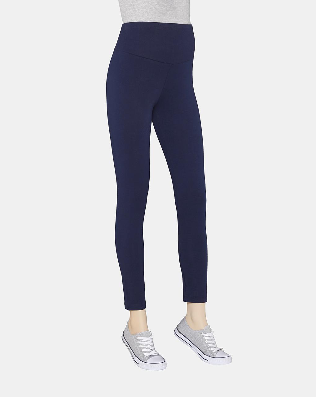 Leggings blu con fascia - Prénatal