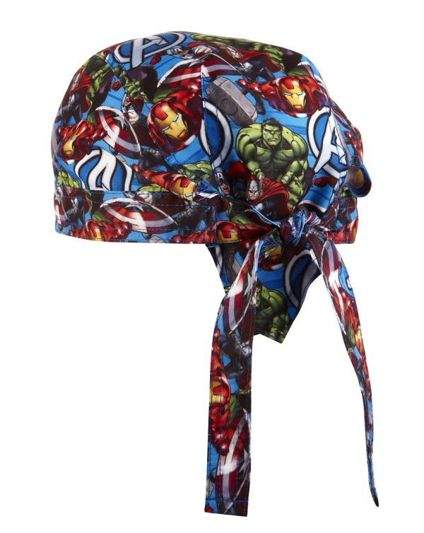 Bandana con stampa all-over Avengers - Prénatal
