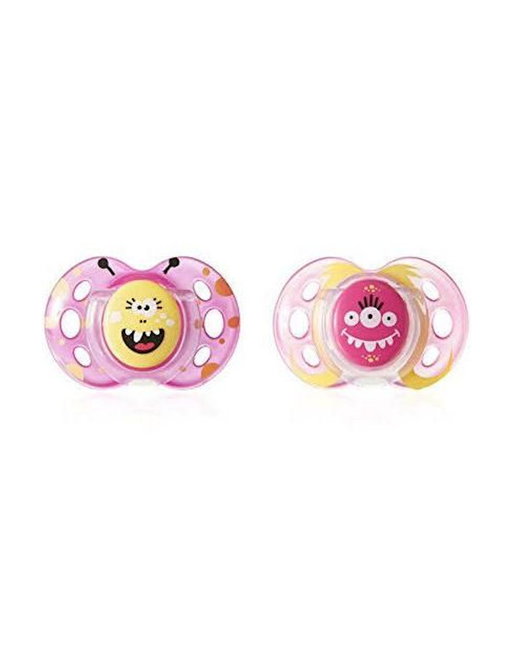 Succhietto fun girl 18-36m 2 pezzi tommee tippee - Tommee Tippee