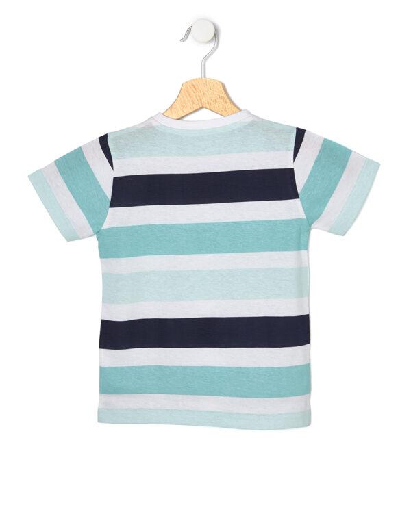 T-shirt basica rigata - Prénatal