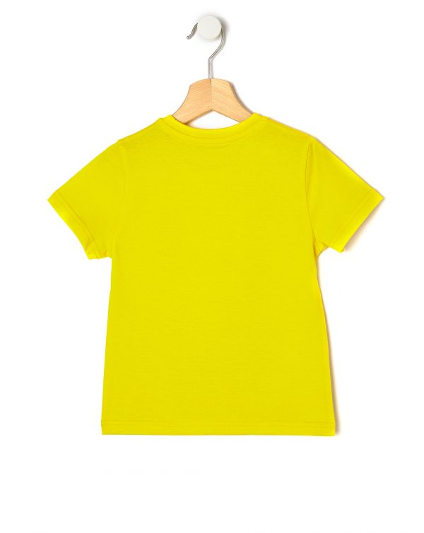 T-shirt manica corta con stampa - Prénatal